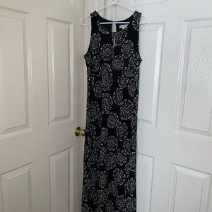 EUC Loft Maxi Dress